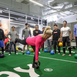 Metabolic Golf - Ali Gilbert