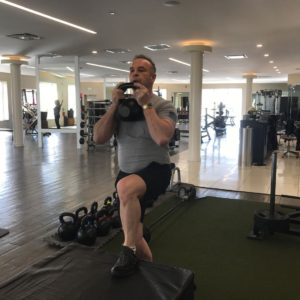 Metabolic Golf - Ali Gilbert